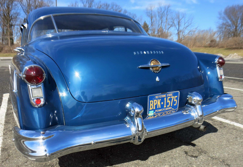 1950 Oldsmobile 98