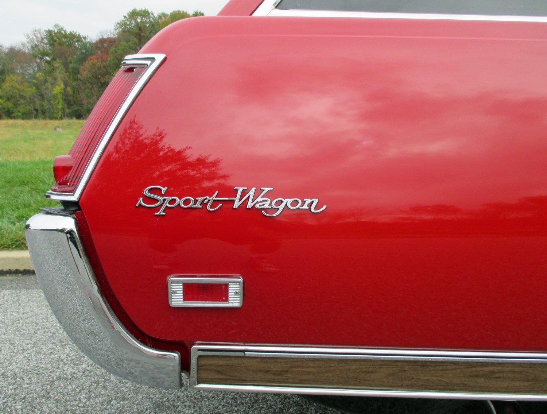 1968 Buick Sport Wagon