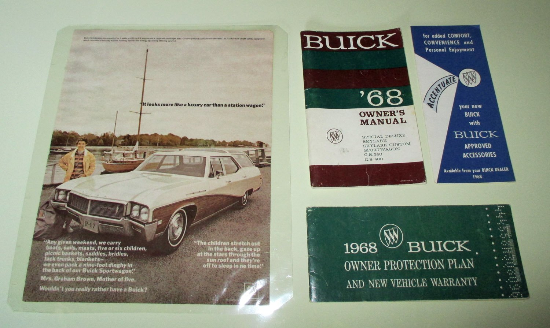 1968 Buick Sport Wagon | Connors Motorcar Company