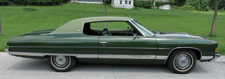 1972 Chevrolet Caprice