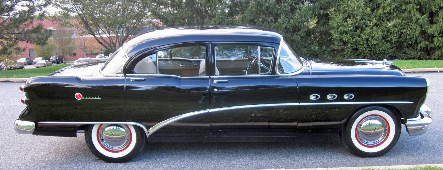 1954 Buick Special