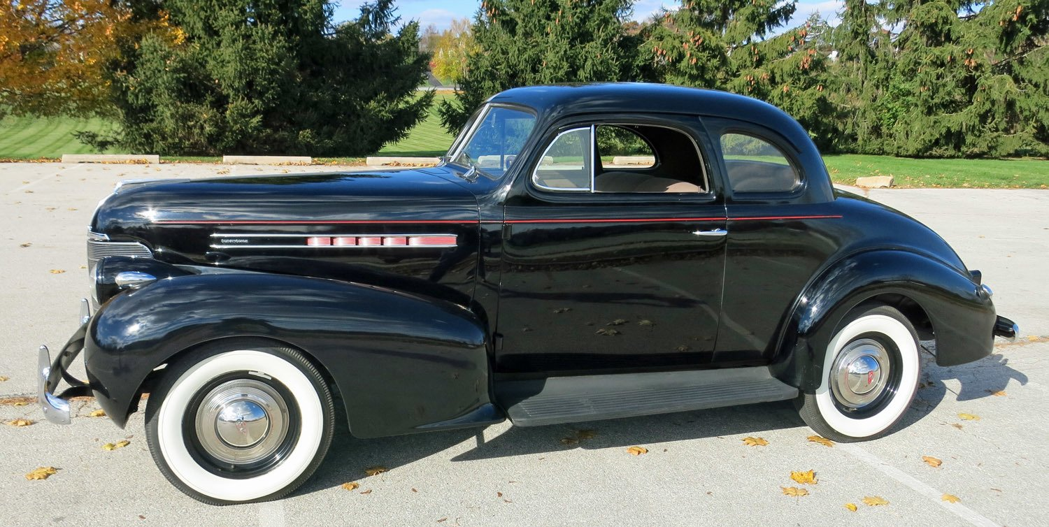 1939 Oldsmobile 60 Series
