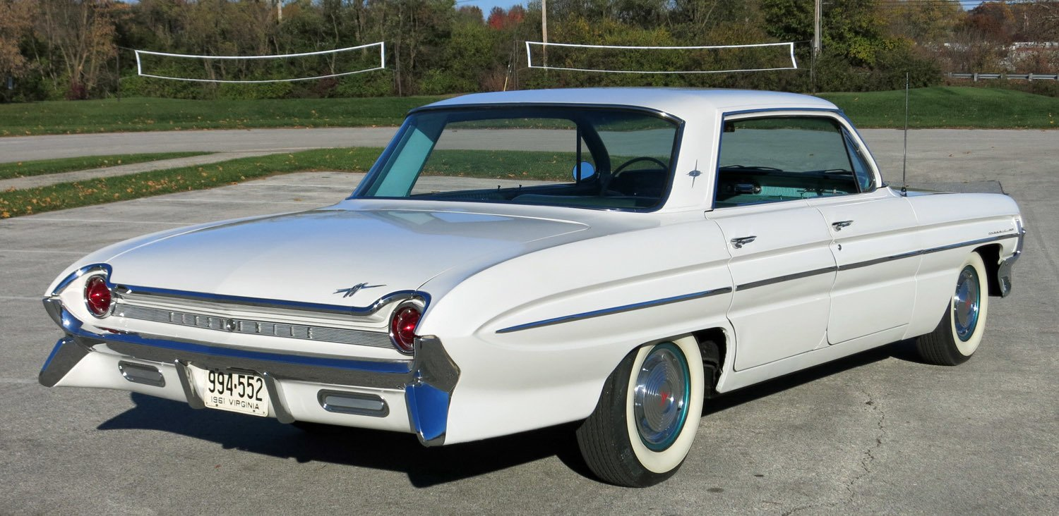 1961 Oldsmobile Dynamic