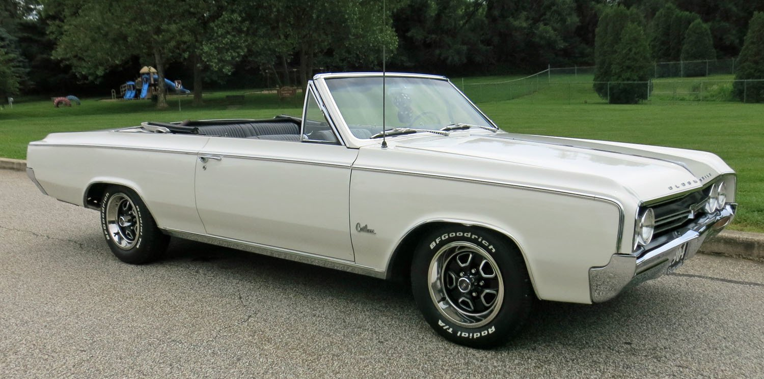 1964 oldsmobile cutlass