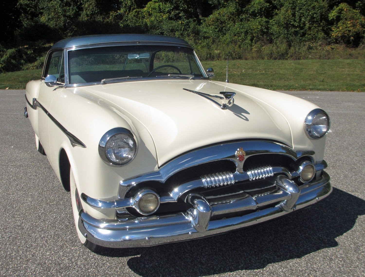 1953 Packard Clipper Mayfair Coupe