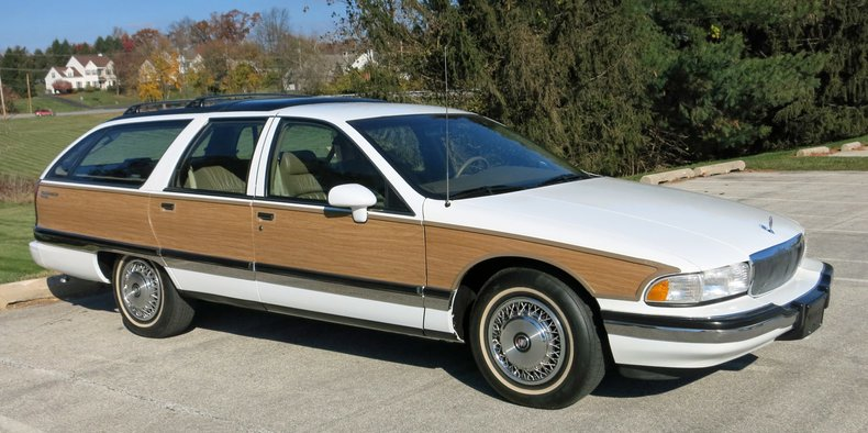 1994 buick roadmaster wagon