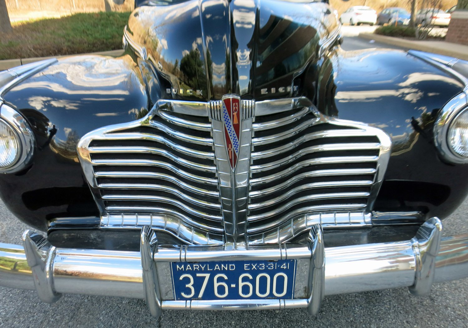 1941 Buick Century Connors Motorcar Company Oldsmobile Club Coupe
