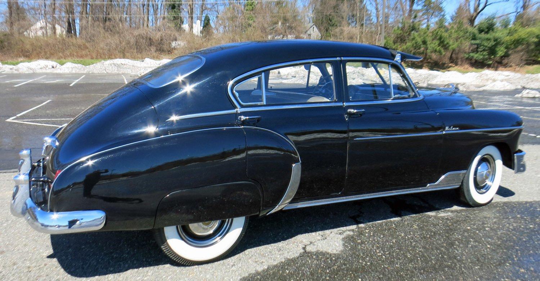 1950 Chevrolet Fleetline
