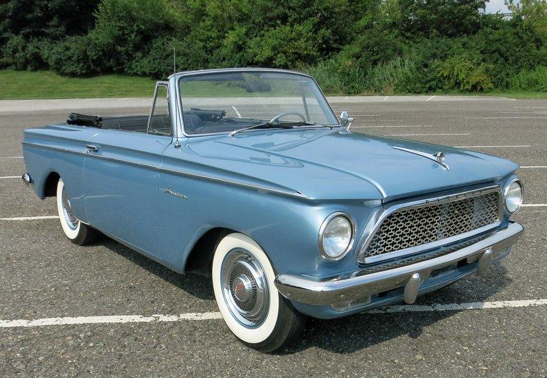 1961 Rambler American For Sale