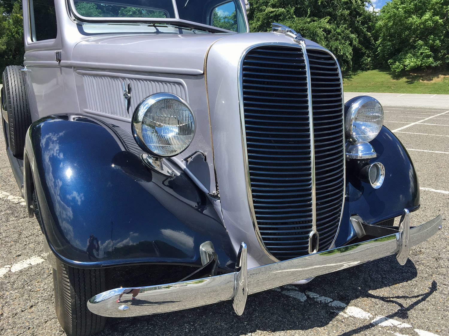 1937 Ford 1/2 Ton Pickup