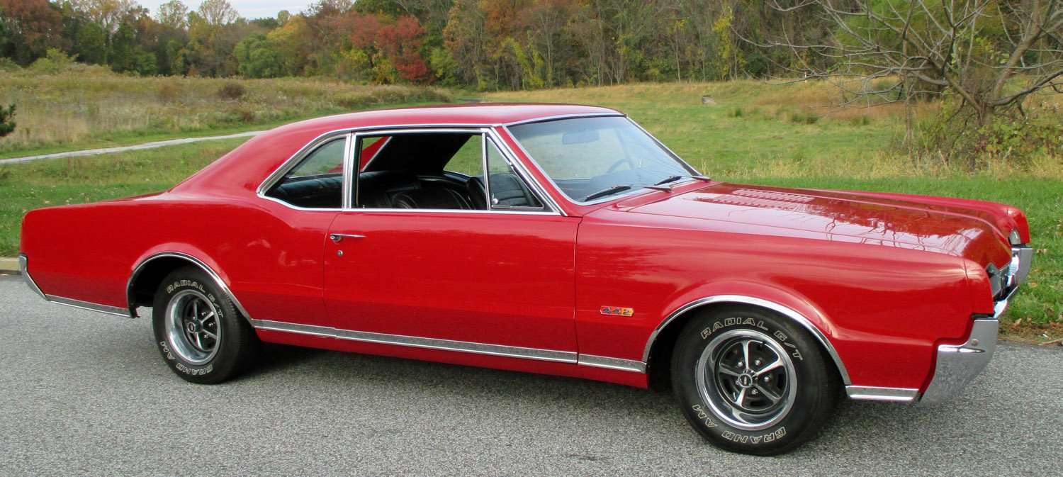 1967 Oldsmobile 442 | Connors Motorcar Company