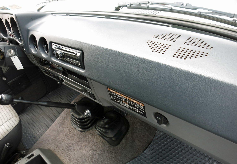 1987 Toyota Land Cruiser