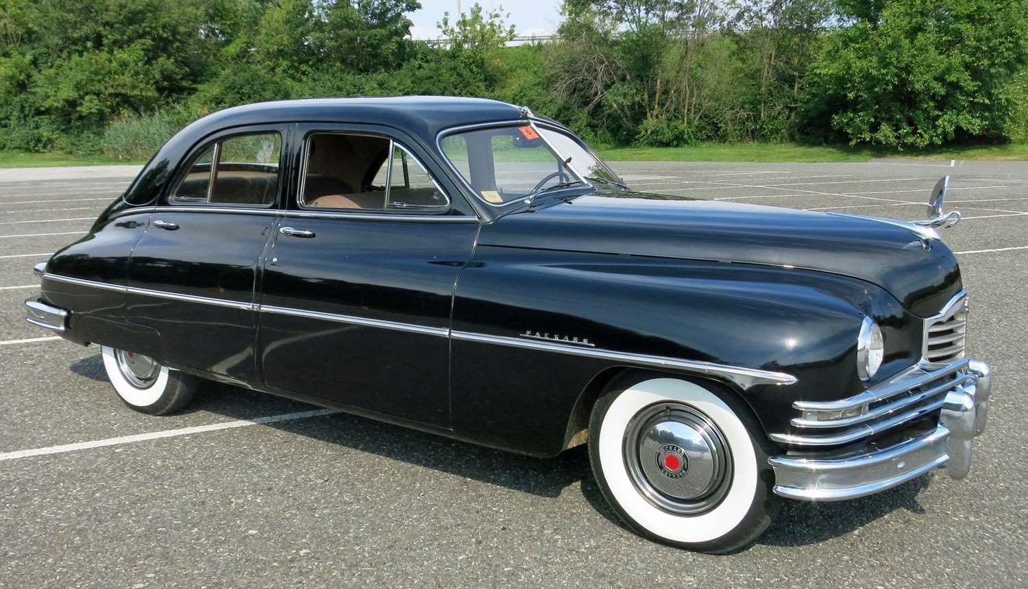 1950 packard deluxe touring sedan