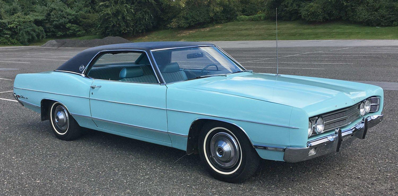 1969 ford ltd