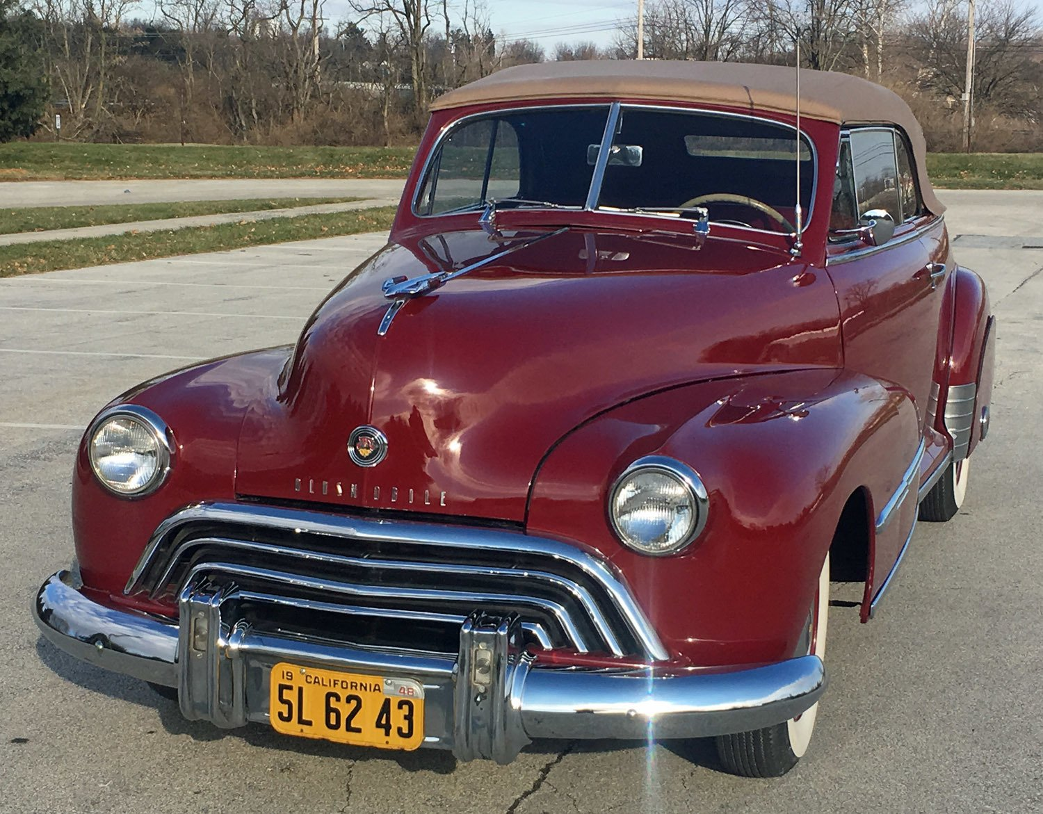 1948 Oldsmobile Dynamic 68