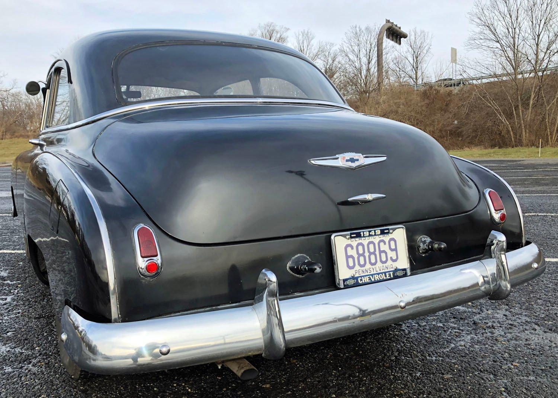 1949 Chevrolet Styleline