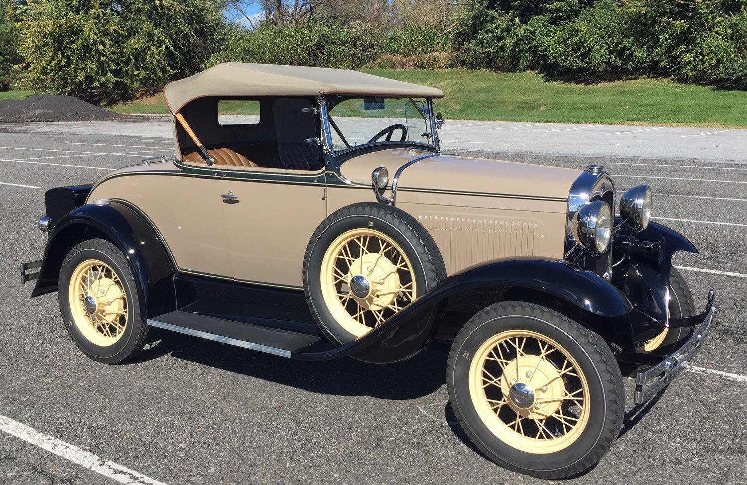 1931 Ford Model A Connors Motorcar Company