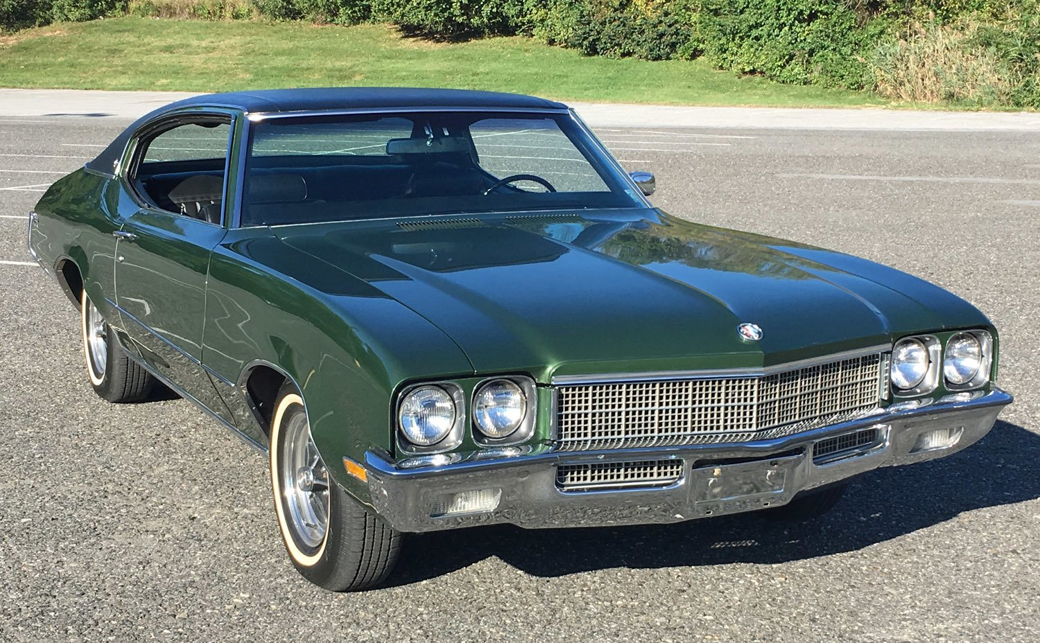 Buy used 1972 BUICK SKYLARK CUSTOM ABSOLUTELY STUNNING ... |Black 1972 Buick Skylark