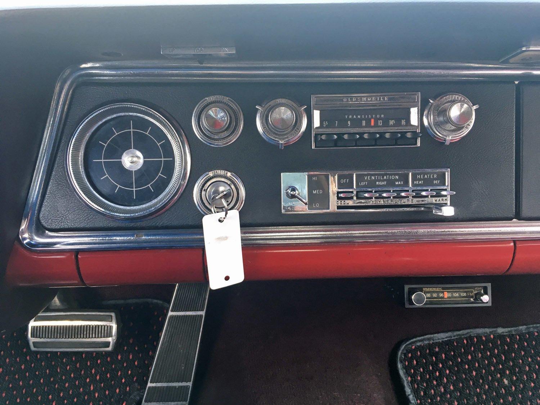 1966 Oldsmobile Delta 88