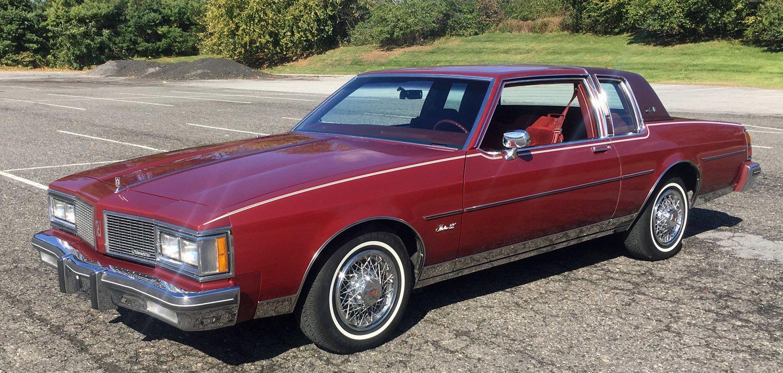 1984 Oldsmobile Delta 88