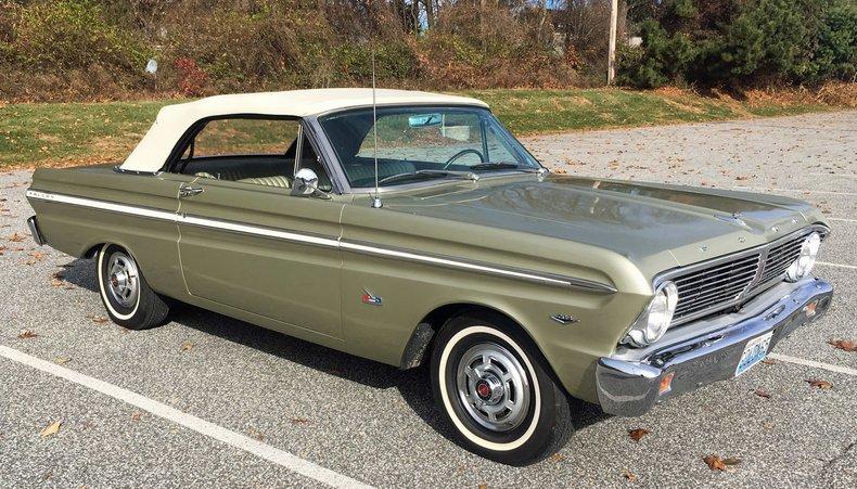 1965 Ford Falcon Zoom icon