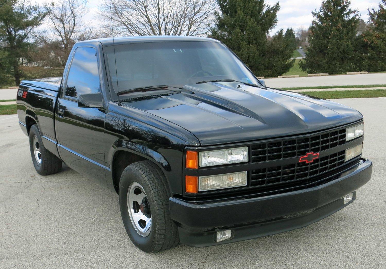 1990 Chevrolet 454 SS Silverado