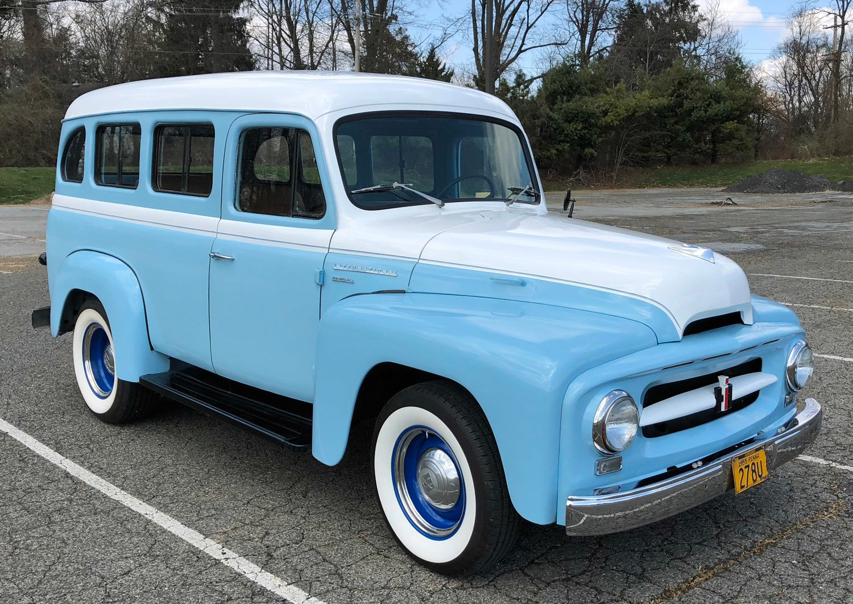 1955 International Travelall