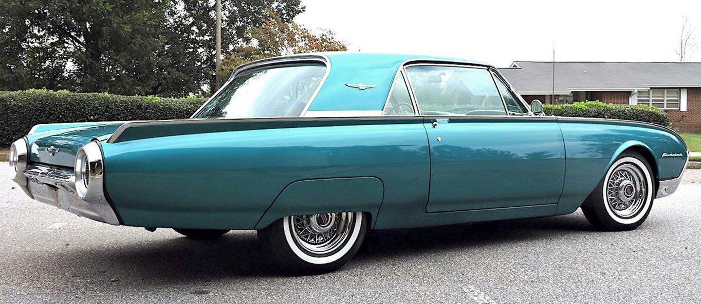 1961 Ford Thunderbird