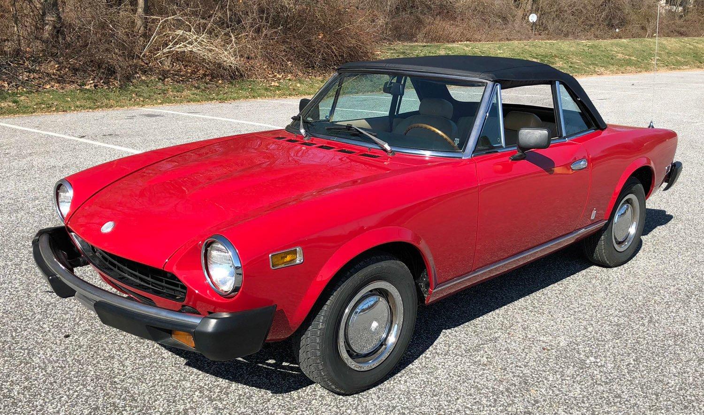 1978 Fiat 124
