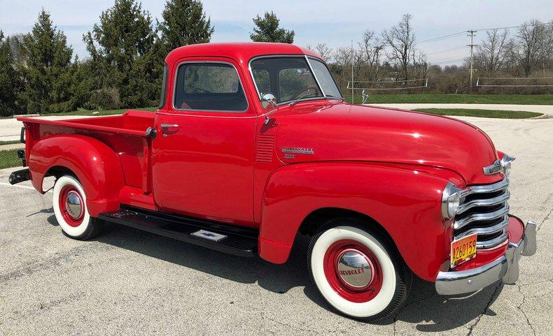 1949 chevrolet 1 2 ton pickup