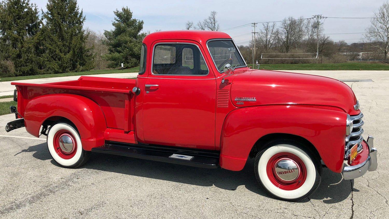 1949 Chevrolet 1/2-Ton Pickup
