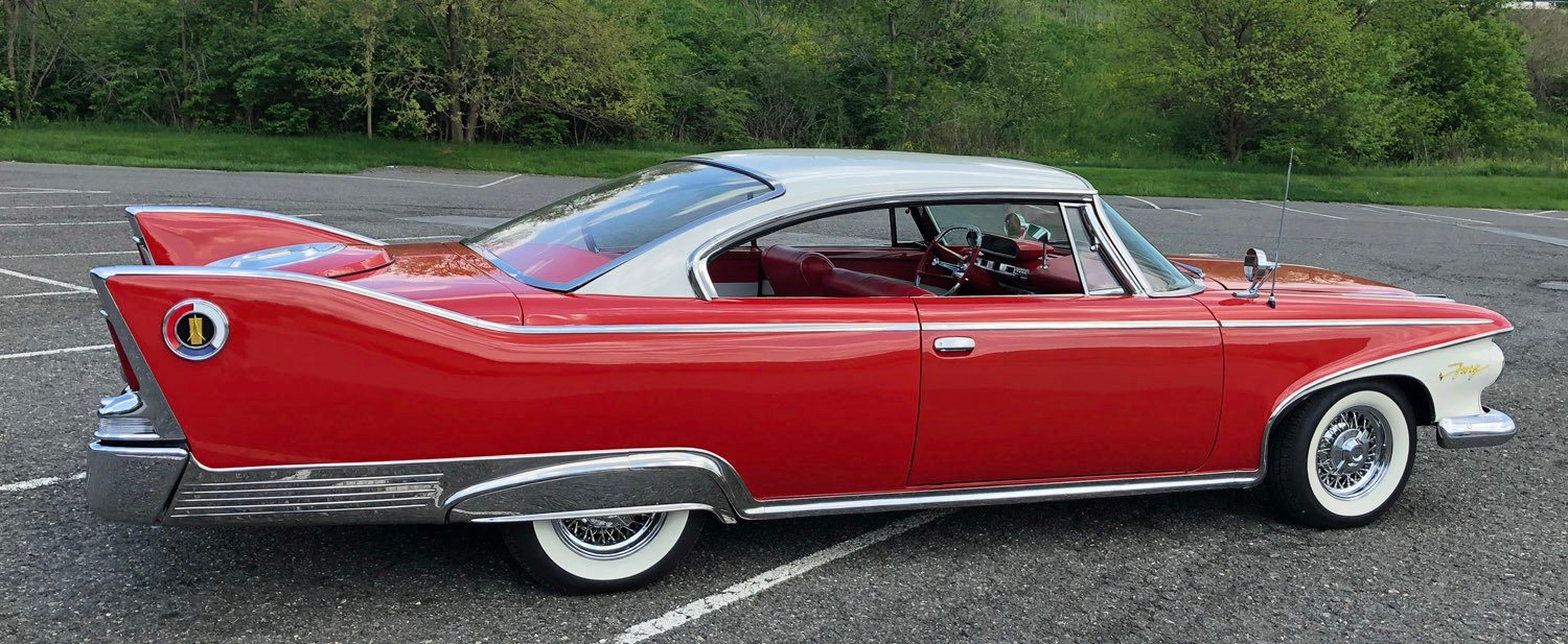 1960 Plymouth Fury