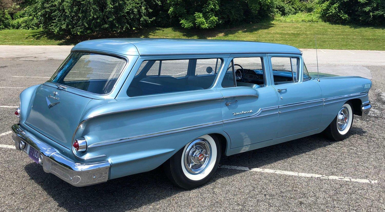 1958 Chevrolet Brookwood