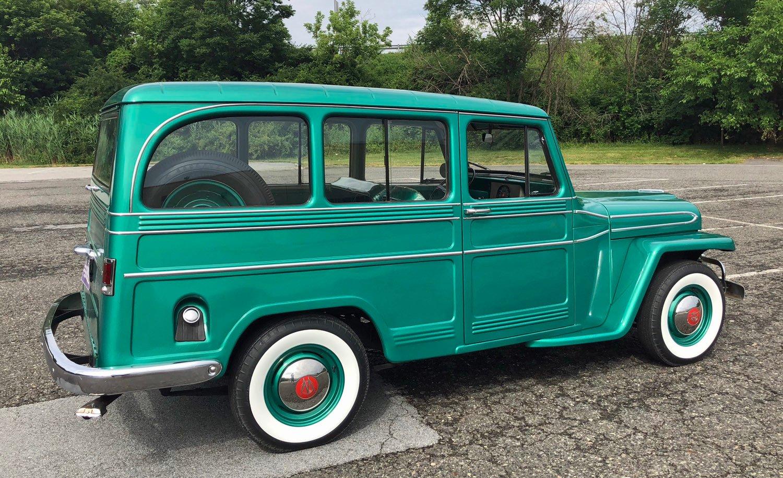 1961 Willys Utility Wagon for sale #93193 | MCG