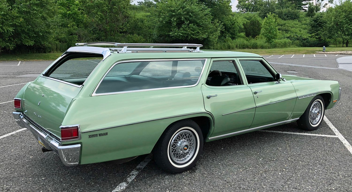 1970 Buick Estate Wagon