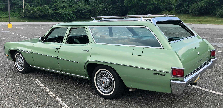 1970 Buick Estate Wagon