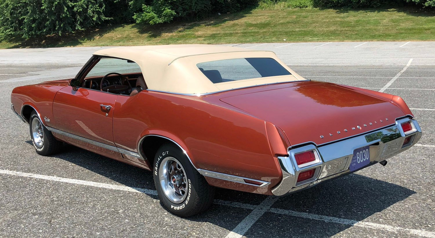 1971 Oldsmobile Cutlass