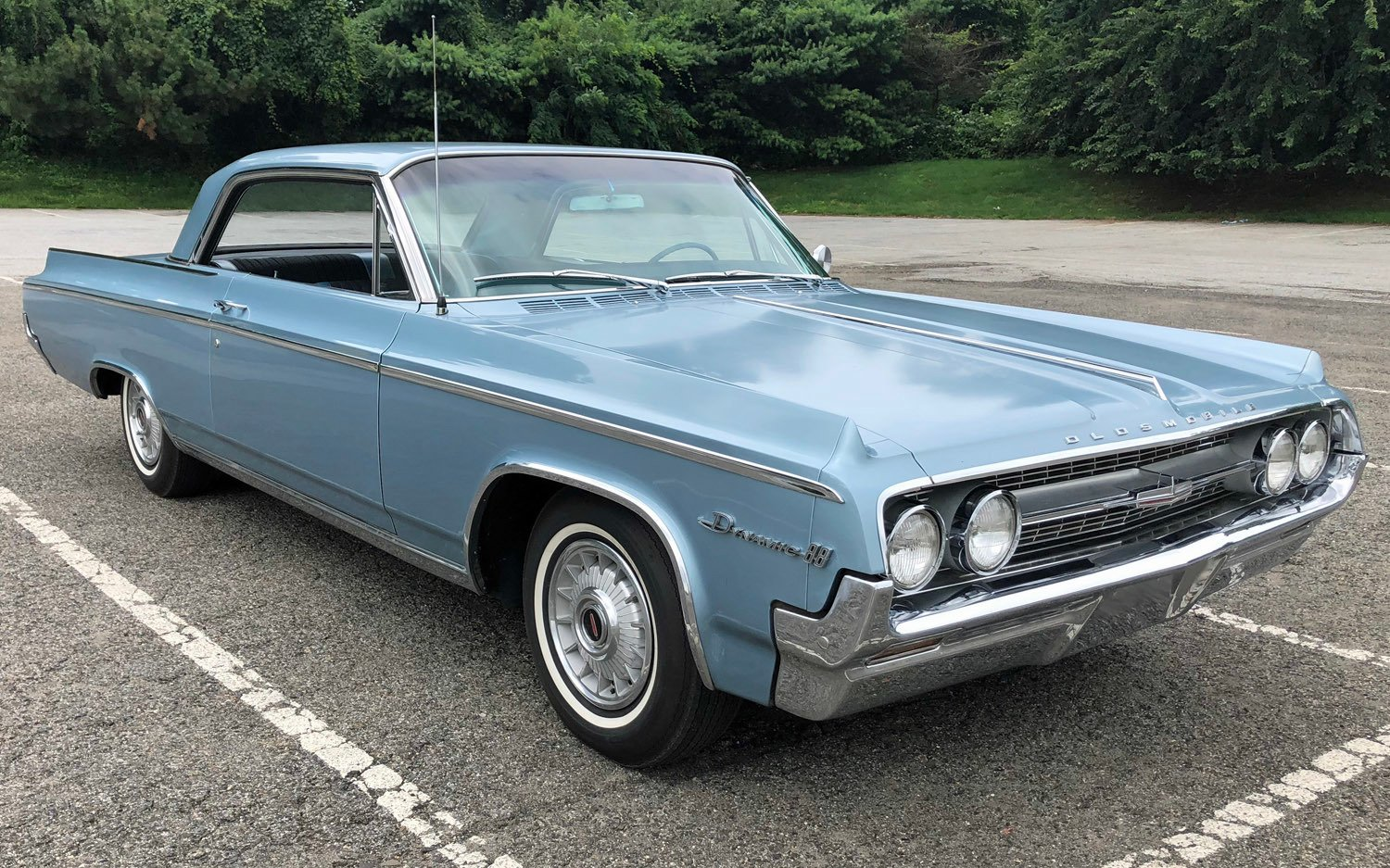 1964 Oldsmobile Dynamic 88 Holiday Sport Coupe for sale #629