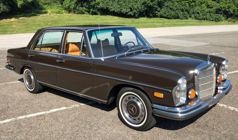 1972 Mercedes-Benz 280SEL For Sale