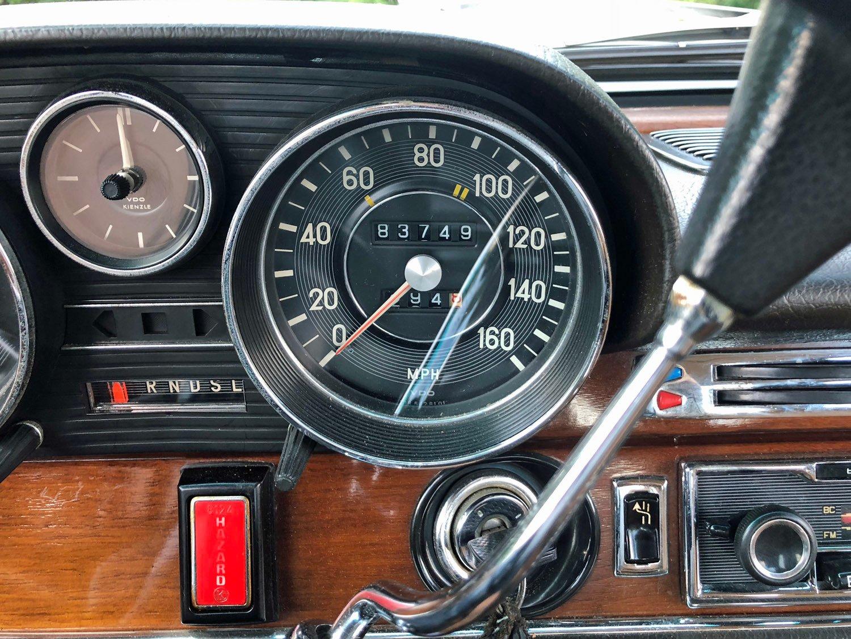 1972 Mercedes-Benz 280SEL