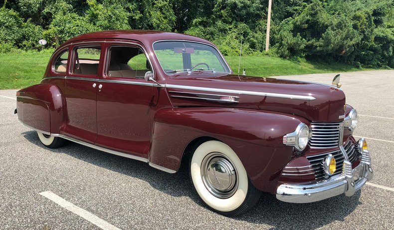 1942 Lincoln Zephyr For Sale