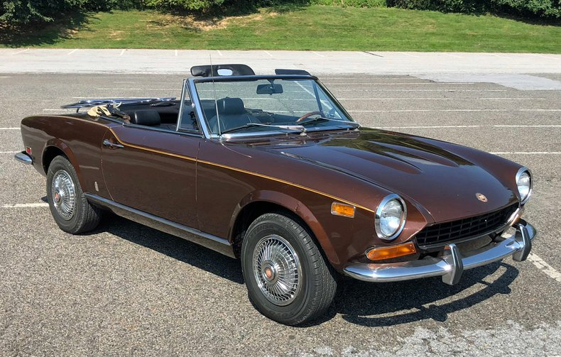 1974 Fiat 124 For Sale