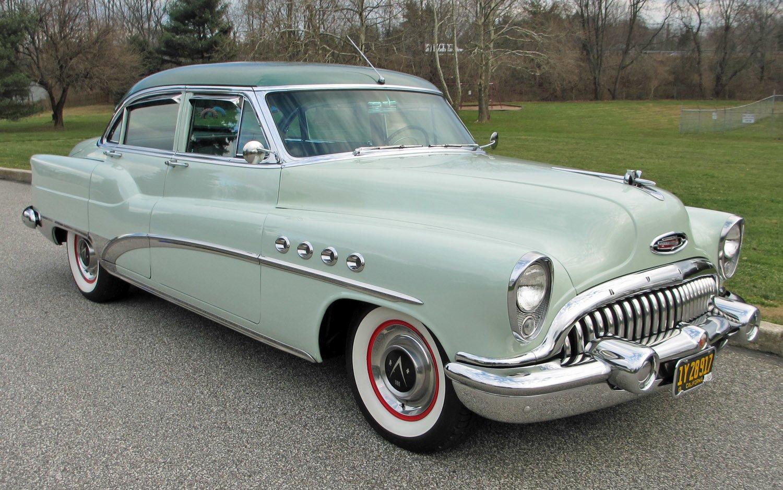 1953 Buick Roadmaster