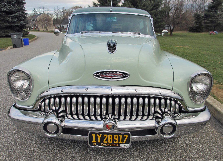1953 Buick Roadmaster For Sale 101509 Mcg