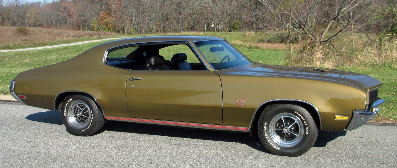 1972 buick gs skylark