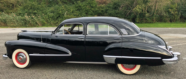 1946 Cadillac Fleetwood
