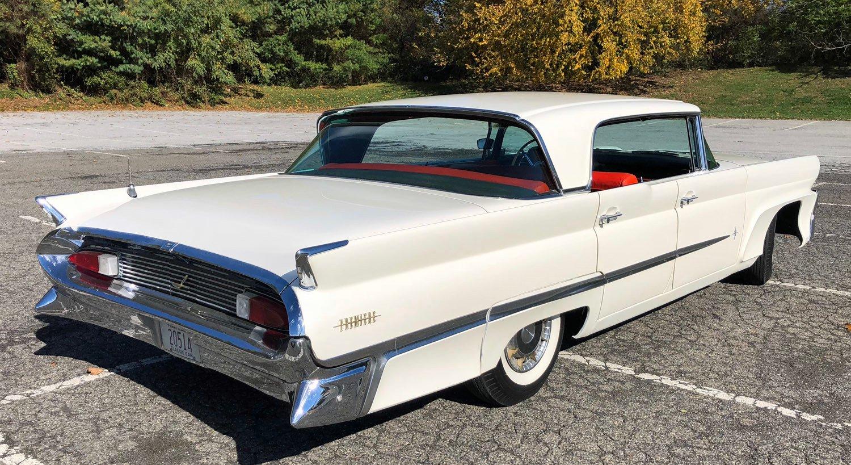 1958 Lincoln Premiere