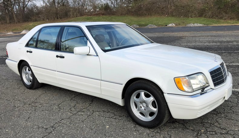 1999 Mercedes-Benz S420 For Sale