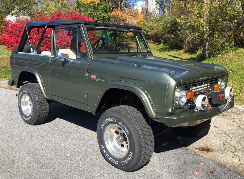 1969 Ford Bronco For Sale