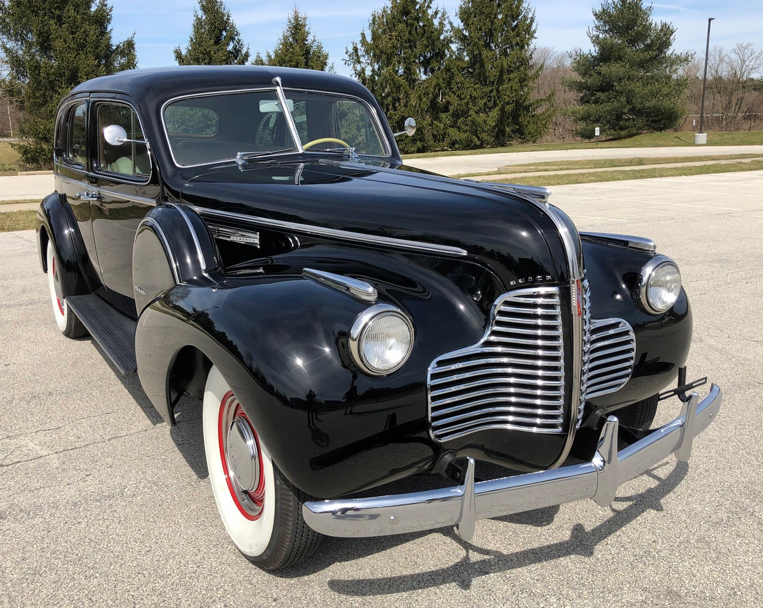 1940 Buick Limited